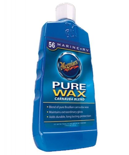 Meguiars Pure Wax No.56 Marine For Boat RV Caravan Fiberglass